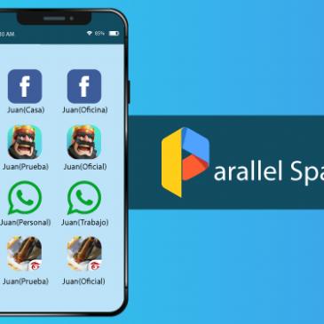 Maneja múltiples cuentas de una misma app