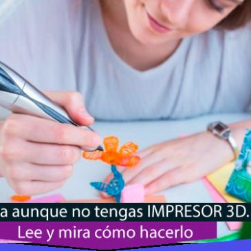 ¿Buscas modelar con lápiz 3D? descubre los mejores bolígrafos 3D…